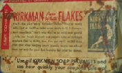 Kirkman Soap Flakes, Courtesy of Kirkman Library, Cotuit