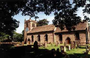 St Peter's Church, Addingham, Yorkshire