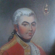 Painting of Major Thomas Kirkman of Dalkey, Ireland